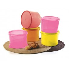 Store All Canister Medium ( Set of 4 )